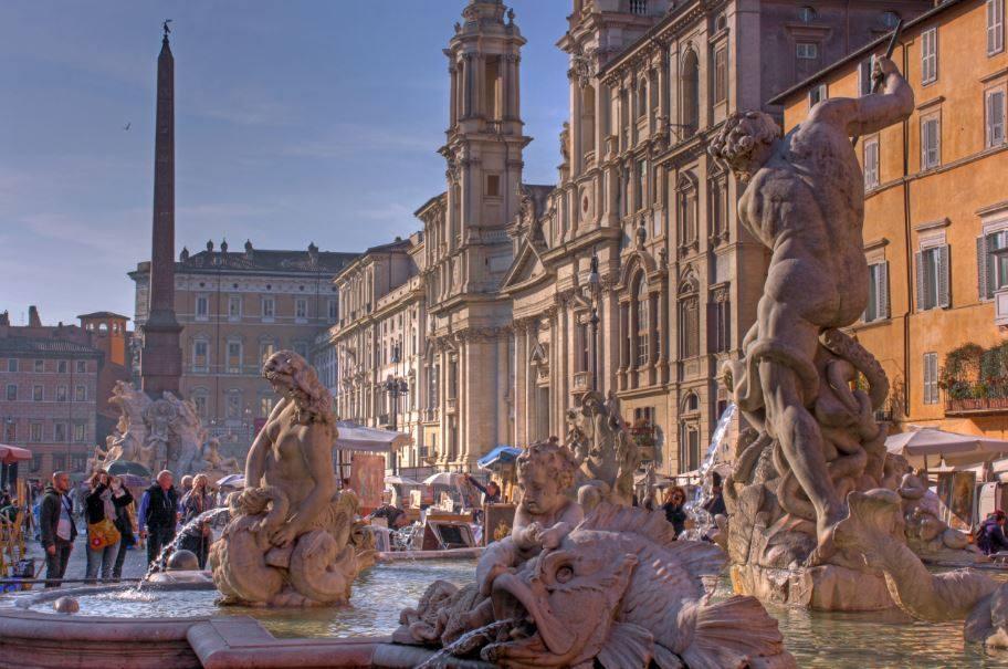 Piazza Navona -Rome - Carrani Tours