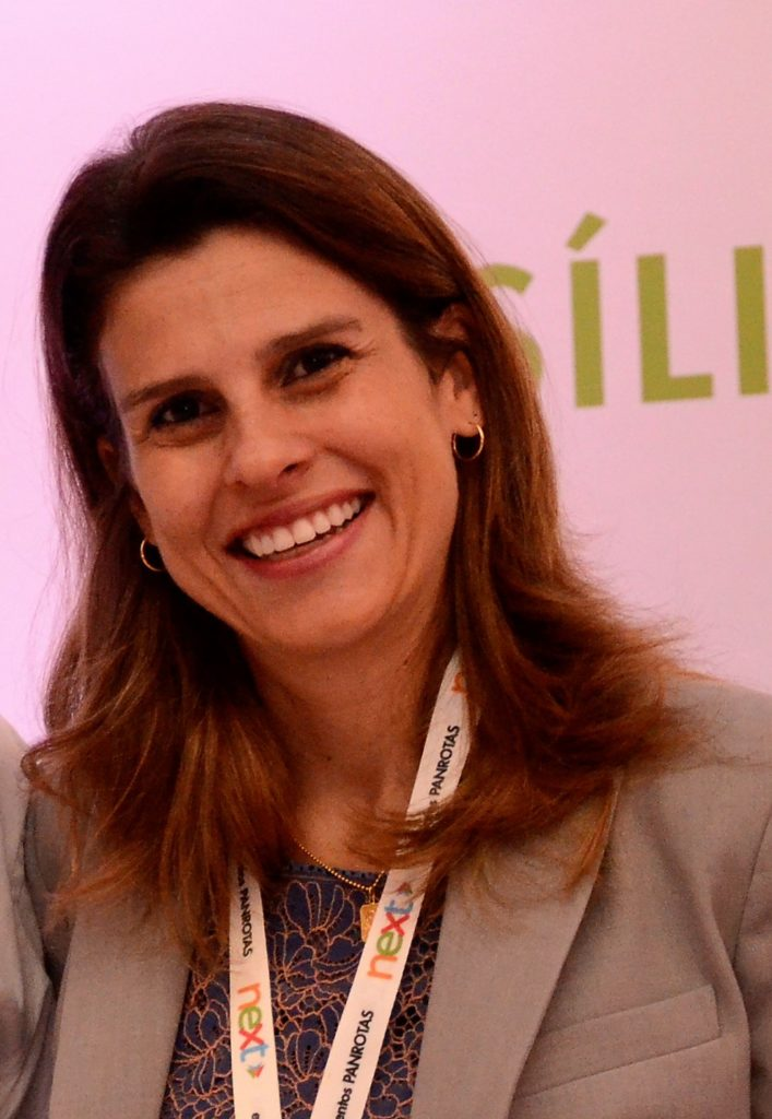 Maria Camilla, our Sales expert in Brasil